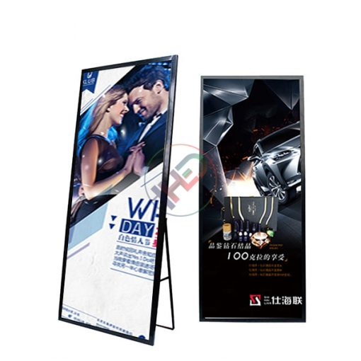 Standee led P1.6