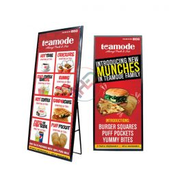 standee led điện tử P1.8